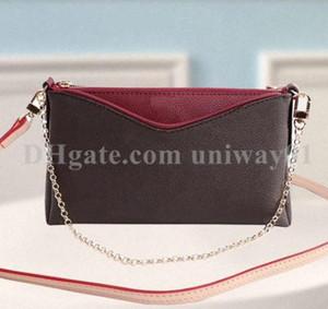 Качество женская сумка косметичка pallas клатч кошелек бренд дизайнер цветок проверено