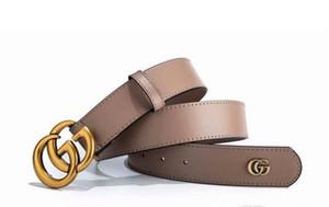 Ceinture de haute qualité pour les hommes et les femmes spécifications: 3.8 105-125cm longueur boucle corps de la ceinture d'or ancienne différentes couleurs