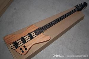 Thunderbird Klasik IV Elektrik Bas gitar Custom tek parça seti boyun 4 Strings Bass Guitar burlywood