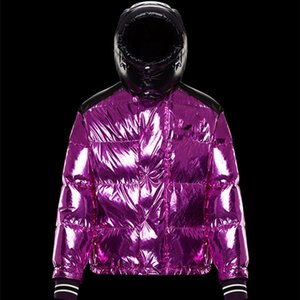 Espesado al aire libre Canadá hasta la chaqueta de bombardero de alta calidad para los hombres corto delgado chaquetas para hombre de la chaqueta de invierno Monclair MONLAR WELLENSTEYN