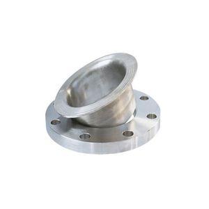 Venta caliente Gr2 Titanio Lap Joint Stub End In Pipe Fitting Stub end Gr2 Titanium soldadura Stub End flange