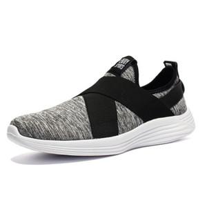 2019 Новый Большой Размер Бренд Мужчины Повседневная Мода Дышащий Для Дешевой Лодочной Обуви Мужчины Скольжения На Мокасины Обувь Мужчины Shose