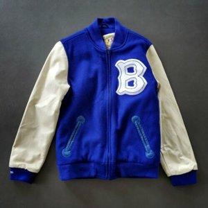 Cheap 100% Stitched Dodgers Mitchell Ness Wool Leather Varsity Jacket Size XS-5XL M ens Top Basketball jerseys
