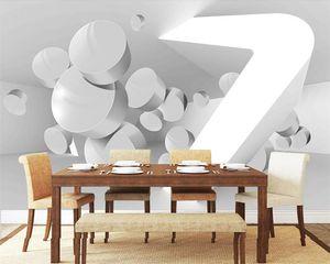 Diantu Casa su carta da parati decorazione murale semplice spazio TV parete di fondo 3D moderno modo 3D carta da parati Papel de Parede