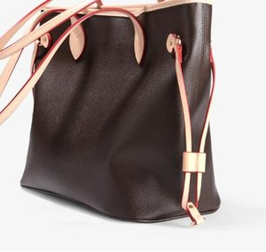 Классический известный бренд сумки Самые продаваемые в 2019 Naverfull Real скота высокого качества Роскошные сумки моды Top сумка Магазины BagDHL