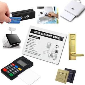 Manyetik Temizleme Kart İletişim kart okuyucu temizleme kartı