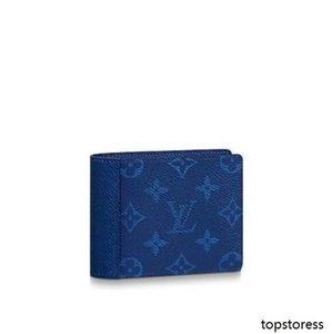 Nuovo M30299 multipla raccoglitore degli uomini di cuoio reali Portafoglio catena titolari portafogli key card Compact borsa pochette da sera