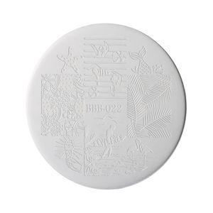 BEAUTYBIGBANG 6 * 6см ногтей Stamping Тарелки Природа Штамповка изображения шаблона плиты Nail Маникюр Цветовая палитра надпечатка Design