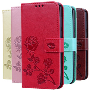 Honor 7A 7C Pro 5A 6A 6X 7X 8X 10 9 8 Lite P Smart Leather Flip Case For Huawei P20 P10 Mate 20 P8 Lite 2017 Y5 Y7 Y6 Prime 2019 new hot