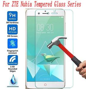 2PCS novo telefone protetor de tela ZTE Nubia Magia Red Z18 mini-Z17 minis Z17s Z11 Z9 Max mini-s móvel de vidro temperado