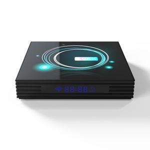 A95X F3 Slim TV Box Android 9.0 Amlogic S905X3 4G 64G 2.4 G 5G WIFI USB3. 0 4K HDR Set Top Box