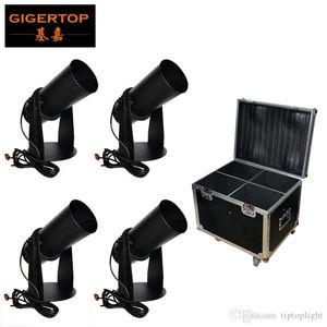 4in1 Flight Case Pack-1400W High Speed Confetti Papiergebläseleistung Direct Control Multi Jet Winkel Manuelle Steuerung / Fernbedienung Optional