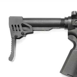 tácticas Full Metal corta culata PDW LBS de peso ligero de la competencia 556 SLR para AR15