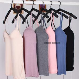 New Modal Vest body shaping body Memory sling Shapers Ms body corsetto top addome gilet corsetto Intimo donna Reggiseno per donna