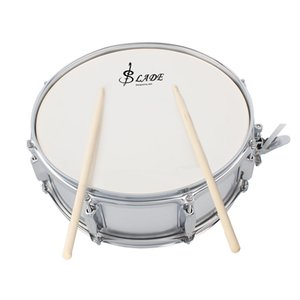Hot New High Quality Professional Snare Drum Head 14 Inch with Drumstick Drum Key Strap for Student Band