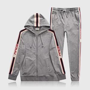 Mode Top-Sportbekleidung Herbst und Winter Sportbekleidung mit Kapuze Klage hoch Männer Sportswear hochwertige Pullover für Männer Frauen