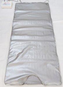 Abeto da sauna distante infravermelho do corpo térmico do corpo da sauna do corpo da sauna Therapy slim slim saco spa perda de peso corpo desintoxicação