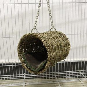 Parrot Nest Amaca appesa Bird Cage caldo inverno uccelli gabbia accessori Hamster Bed Giocattoli Uccello Amaca tenda Supplies altro uccello