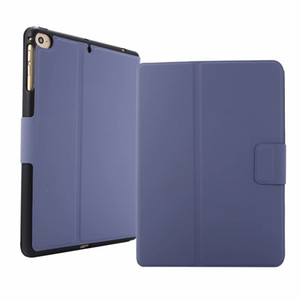 New Designer Luxury ipad Case for ipad pro 12.9  Air2 10.5 ipad5 6  mini2 3 4 5 Leather Card Holder Classic Wallet Cover for ipad 10.2