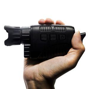 Day and Night Çift kullanımlı HD Kızılötesi Gece Görüş Cihaz Monocular Gece Görüş kapsamı Kamera Açık Dijital Teleskop