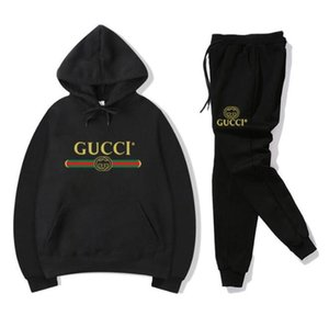 Designer Treino Homens suor luxo ternos Outono Mens Marca Fatos Jogger Ternos jacket + pants Sets Terno de esportes de lazer das mulheres