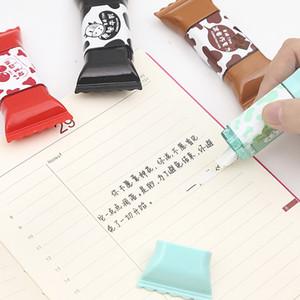 ثلاث سنوات من الدرجة الثانية القرطاسية شريط تصحيح الحلوى لطيف 3.5 M Korean Creative Students Use Correction Tape Correction
