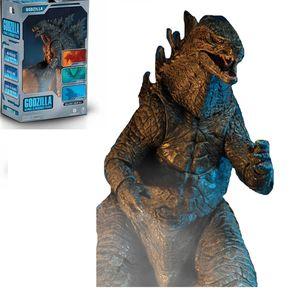 Filme Hot Godzilla Monstro Rei Criatura Segunda geração do dinossauro Monstros Godzilla ação figura brinquedos para presente crianças
