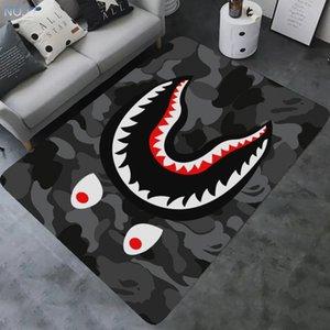 la mode tapis de modélisation Street style Anatomy impression Cartoon chambre couverture antidérapante cuisine absorber l'eau Paillasson nouveau gros style