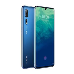 "Original ZTE Axon 10 Pro Cell Phone 4G LTE 12GB RAM 256GB ROM Snapdragon 855 Octa Núcleo 6,47"" Full Screen 48MP Fingerprint ID Mobile Phone"