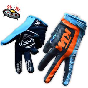 Nouvelle version de l'équipe des gants de cross-country montagne moto MX AM descente Gants doigt complet DH gants de moto