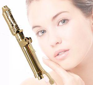 Meso hyaluron 펜 총과 ampoule hyaluronic 고압 Hyaluronic 펜 바늘없는 립 리프트 용