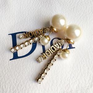 C D femmes bijoux design bijoux boucles suspendus design perles pour partie femmes sexy timbre bijoux de boucles d'oreilles