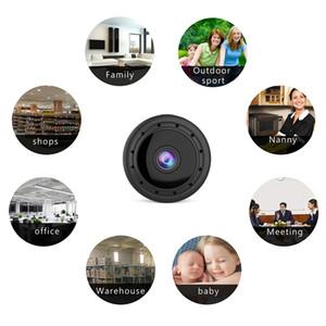 Wifi HD Minikamera W11 1080P Wifi IP-Netzwerk-Kamera-Sensor Infrarot-Nachtsicht-Bewegungs-Bewegungserkennung Kamera Unterstützungs-TF-Karte