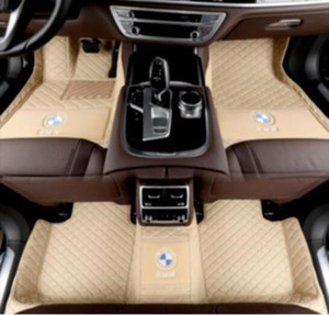 For BMW 2 Series Multi-purpose Wagon 2014-2020 Car Floor Mats Carpets Waterproof pads Auto Pad Car Mat Carpets Non toxic and inodorous