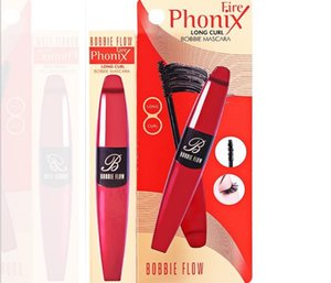 makeup wholesale New Best-selling single pack of high-grade long wire brush mascara