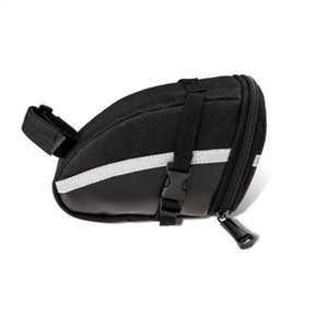 16-in-1 Bicycle Saddle Bag with Repair Set Mechanic Portable Tyre Tools Kit
