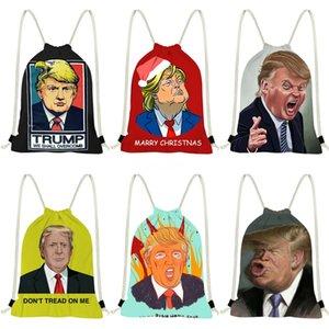 Marque Trumps 2020 Tote Sac à main dames Pu Zipper Casual Luxe Sacs à dos Trump femme sac d'épaule # 774