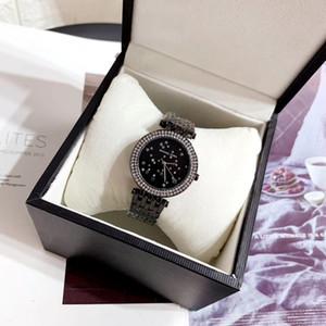 mkAAA Art und Weise Frauen Luxuxlegierung Metall MK LOGO Weiseuhrgroßverkauf Damen kleiden Quarz Partei Armbanduhren der Qualitäts-relogies für Frauen orolog