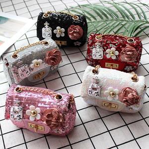 Moutons Raged Kids Purse Portefeuilles Mignon Floral Fashion Cover Enfants Cadeaux Bébés Brithday Cadeau Pour Petites Filles J190518