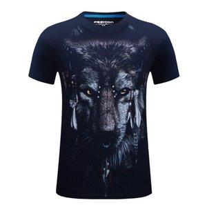 남자 새 여름 인쇄 캐주얼 짧은 대형 라운드 넥 T 셔츠 탑스 재미 T는 귀여운 T 셔츠 homme Pumba 남자 Dropshipping