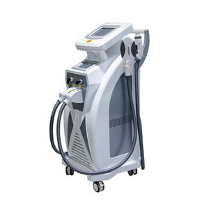 4 in1 Point de congélation sans douleur ipl laser rf lifting du visage tatouage épilation machine elight opt ​​shr rf nd yag laser ipl