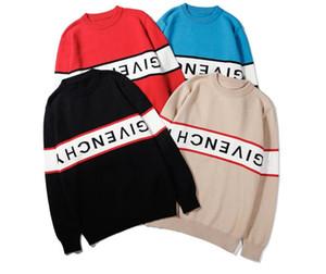 2019 dernier chandail international de haute qualité Vêtements pour hommes Vêtements pour femmes Vêtements de broderie haut à tricoter Veste de sport
