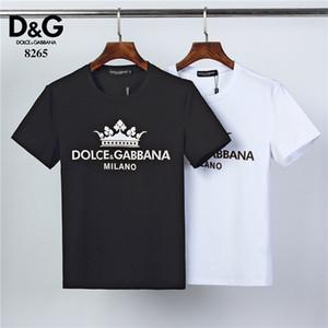 Uomini Designer vestiti della camicia modello di lusso Shark Viso maniche corte estiva Camouflage parti superiori allentate Hip Hop Wear A5