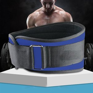 Fitness Weight Lifting Waist Weightlifting Squat Belt Lower Back Support Bodybuilding Squats Training Fitness Protector Belt