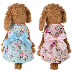 Ropa para perros para perros pequeños chihuahua camisetas mujeres ropa para mascotas ropa para perros en Vestidos para perros pug chihuahua TY2436