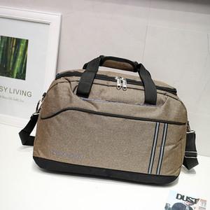 حقيبة للسفر كاري كبير على حقائب الملابس مع الشريط للمؤسسات Matein المعلقة ماء البدلة حقيبة الأمتعة رجال نساء التجاعيد