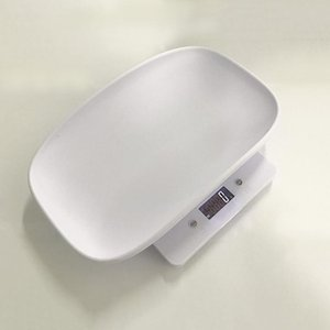 Pet Supplies Plastic Electronic Digital Baby Pet Scale HD LCD Measure Tool Accurately 1g-10kg Y200106