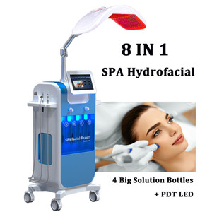 Oxygen Jet Peel Hydra Machine Crystal Diamond Hydro Water Skin Peeling Microdermabrasion Oxygen Jet Máquinas faciales