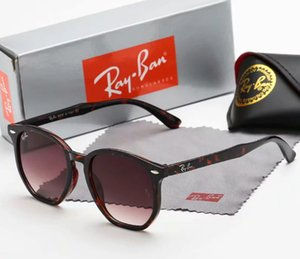 nnngghet yytyedfhdf 2019 clásico de alta calidad gafas de sol piloto diseñador de la marca para mujer para hombre Gafas de sol Gafas Metal Vidrio Lenses1885