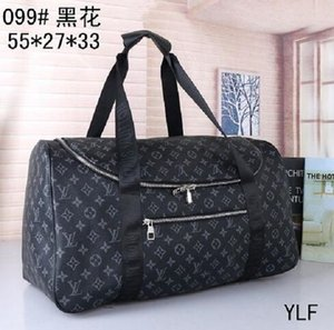 2019 new fashion men women travel bag duffle bag, brand designer uggage handbags large capacity sport bag 55X26X34CM 88658